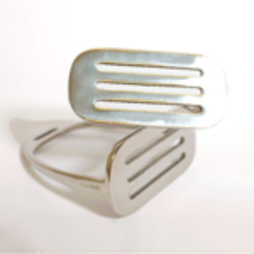 Stirrup Irons Four Bar