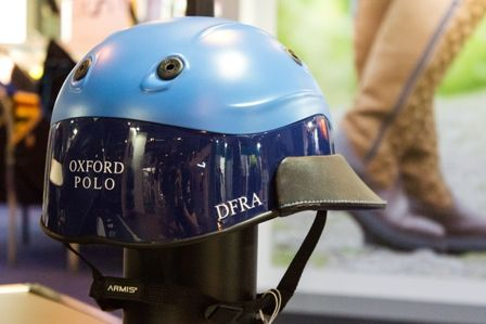 design your own polo helmet