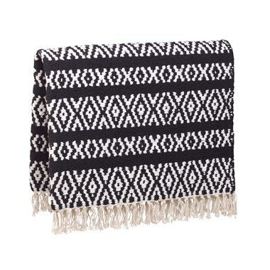 Argentine Saddle Blanket - Black