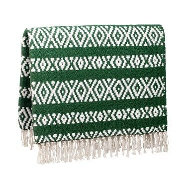 Argentine Saddle Blanket - Green